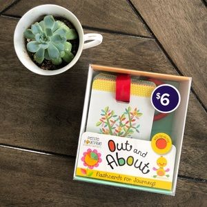 🎁 FREE WITH BUNDLE - Out and About flashcards